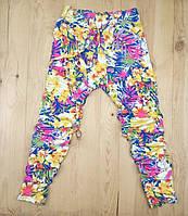 Облегающие летние женские лосины с поясом цветные PANYIXIN ЛЖЛ-34