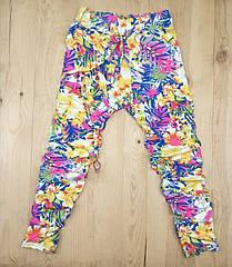 Облегающие летние женские лосины с поясом цветные PANYIXIN 805 размеры 5xl-6xl-7xl ЛЖЛ-3034