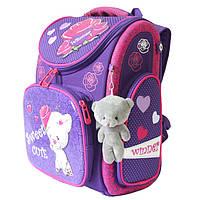 Ранец школьный для девочки 1024