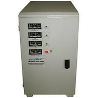 Трехфазный стабилизатор напряжения высокой точности RUCELF SDV  60000, 3-f