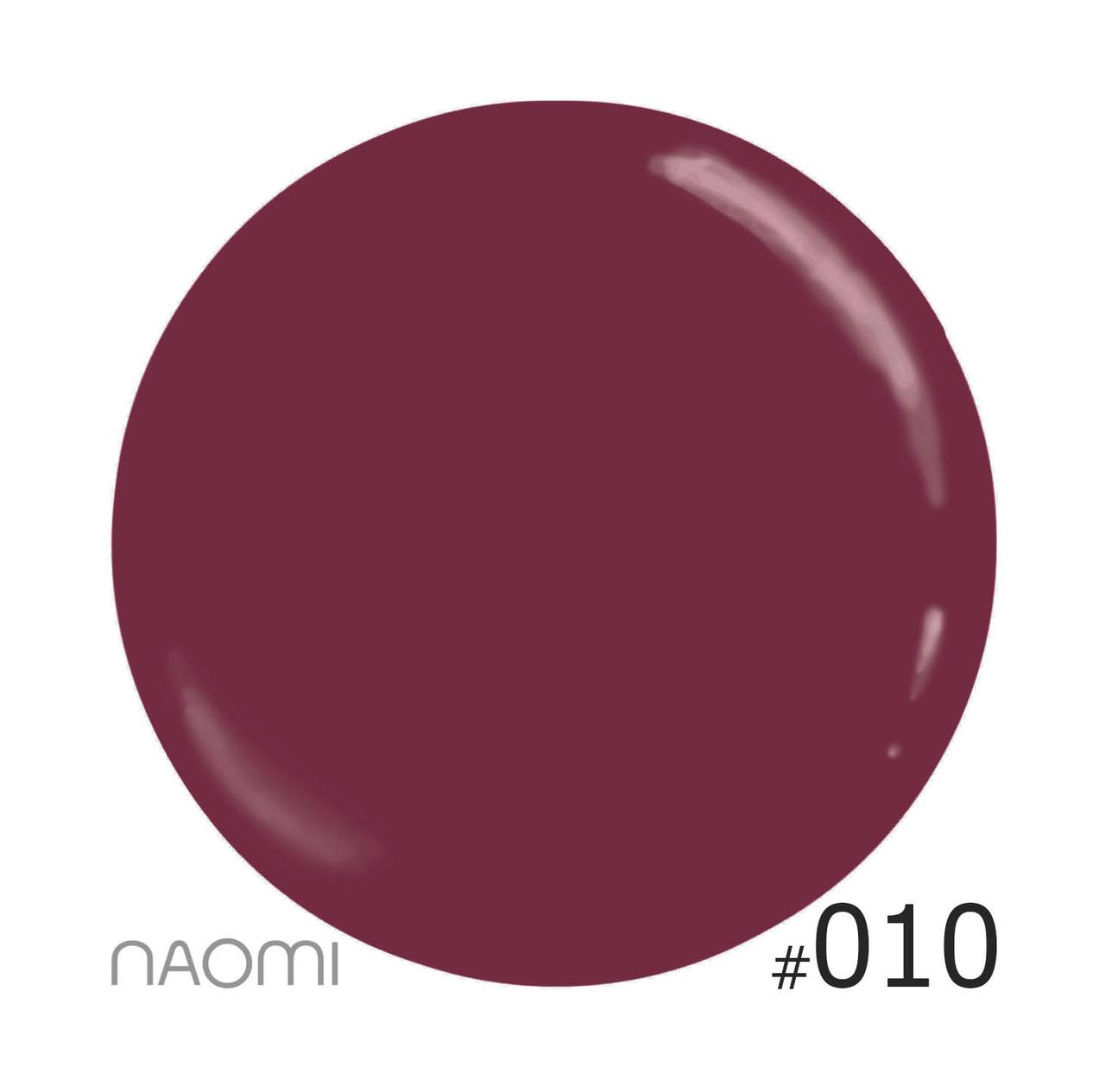 Лак Naomi CLASSIK №10