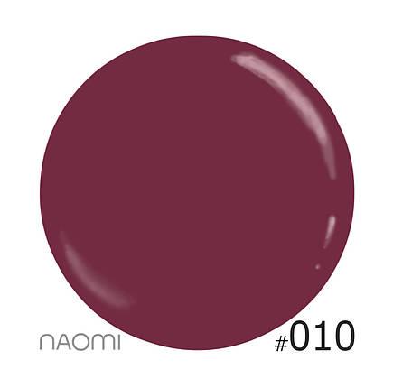 Лак Naomi CLASSIK №10, фото 2