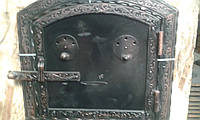 """Дверки для духовки """"Украина №6"""""""