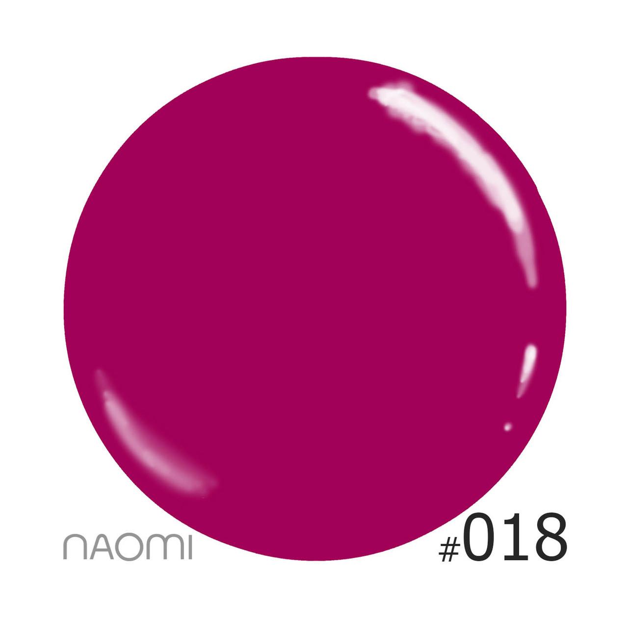 Лак Naomi CLASSIK №18