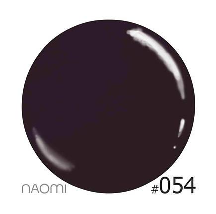 Лак Naomi CLASSIK №54, фото 2