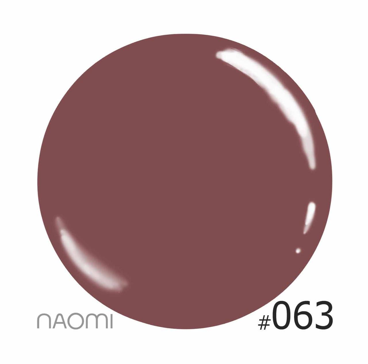 Лак Naomi CLASSIK №63
