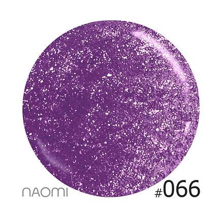 Лак Naomi CLASSIK №66, фото 2