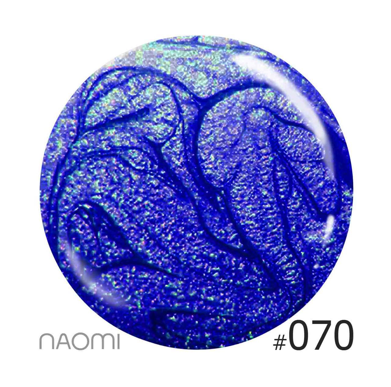 Лак Naomi CLASSIK №70
