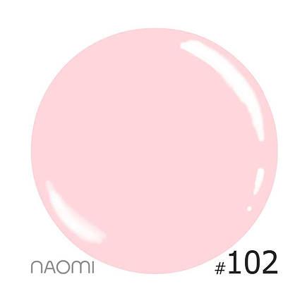 Лак Naomi CLASSIK №102, фото 2