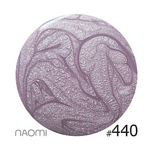 Лак Naomi COLOR'S OF BALLET №440