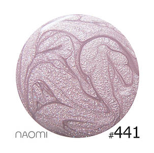 Лак Naomi COLOR'S OF BALLET №441