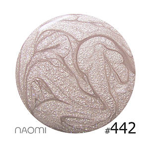 Лак Naomi COLOR'S OF BALLET №442