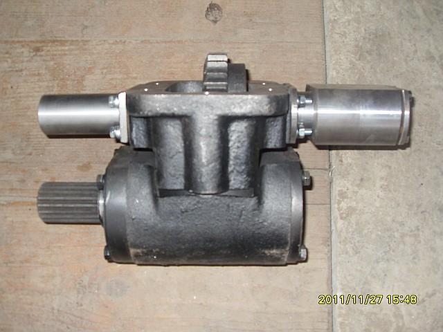 Коробка відбору потужності кран-маніпулятор КАМАЗ
