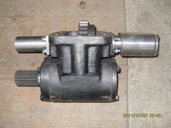 Коробка відбору потужності кран-маніпулятор КАМАЗ, фото 2