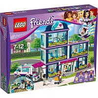 Lego Friends Клиника Хартлейк Сити 41318
