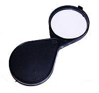 Лупа увеличительная (60mm) складная, увеличительное стекло