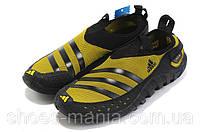 Мужские кроссовки аквашузы Adidas  Jawpaw 2 yellow