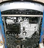 Захист картера двигуна і кпп Kia Sorento 2015-, фото 6