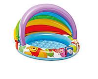 Детский надувной бассейн Intex 102x69 cм  (57424)