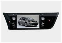 Штатная магнитола Toyota Corolla E160 2013-2015 - Phantom DVM-3080G iS