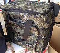 Изотермическая сумка холодильник, термосумка COOLING BAG CL 1081-1, 40л + Аккумулятор в подарок!!!*