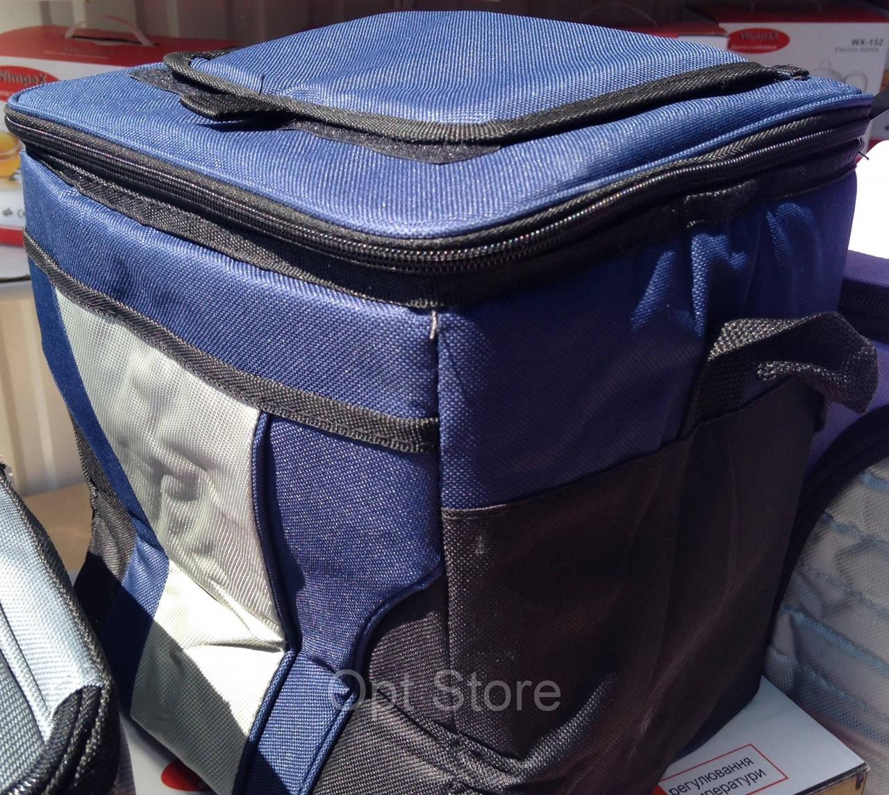 Изотермическая сумка холодильник, термосумка COOLING BAG COOLING BAG 379,  20л + Аккумулятор в подарок 19362163028