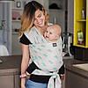 Слинг-шарф трикотажный Love & Carry — КАКТУСЫ бесплатная доставка новой почтой