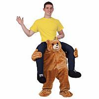 Рождественский костюм - брюки (медведь)