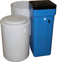 Солевые баки от 25 литров в сборе