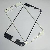 Передняя панель корпуса (рамка дисплея) Apple iPhone 6 Black/White