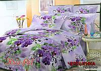 Евро-макси набор постельного белья 240*220 из Полиэстера №85049 KRISPOL™