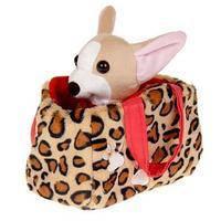 Собачка с сумкой чихуа-хуа 0103