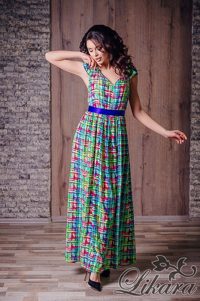 39342964299 Штапельный сарафан - Онлайн 24 - Женская одежда. в Одессе