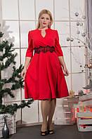 Женское платье Марго  супер баталы (56-62)