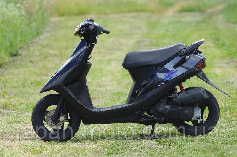 Скутер Хонда Дио 28ZX (черный)
