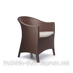 Крісло Парадіз плетені меблі з ротанга