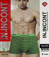 Мужские трусы INCONT боксеры
