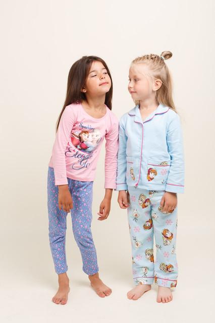 Пижамы на девочек