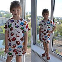 Детский  костюм для девочки Кексы