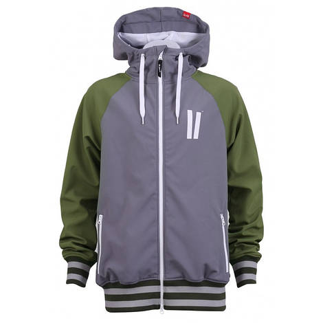 Куртка Planks Reunion Soft Grey Green АКЦИЯ -60%