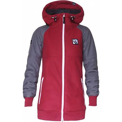 Куртка Planks Zaben Woman Cherry Grey АКЦИЯ -60%