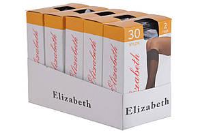 Гольфы Elizabeth 30 den lycra Visone (00109/Visone) | 10 пар, фото 2