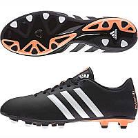Бутсы футбольные Adidas 11Nova Leather FG B44567