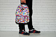 Спортивный, городской, школьный рюкзак (звездочки)