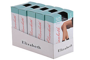 Носки Elizabeth 30 den lycra Visone (00107/Visone) | 10 пар, фото 2