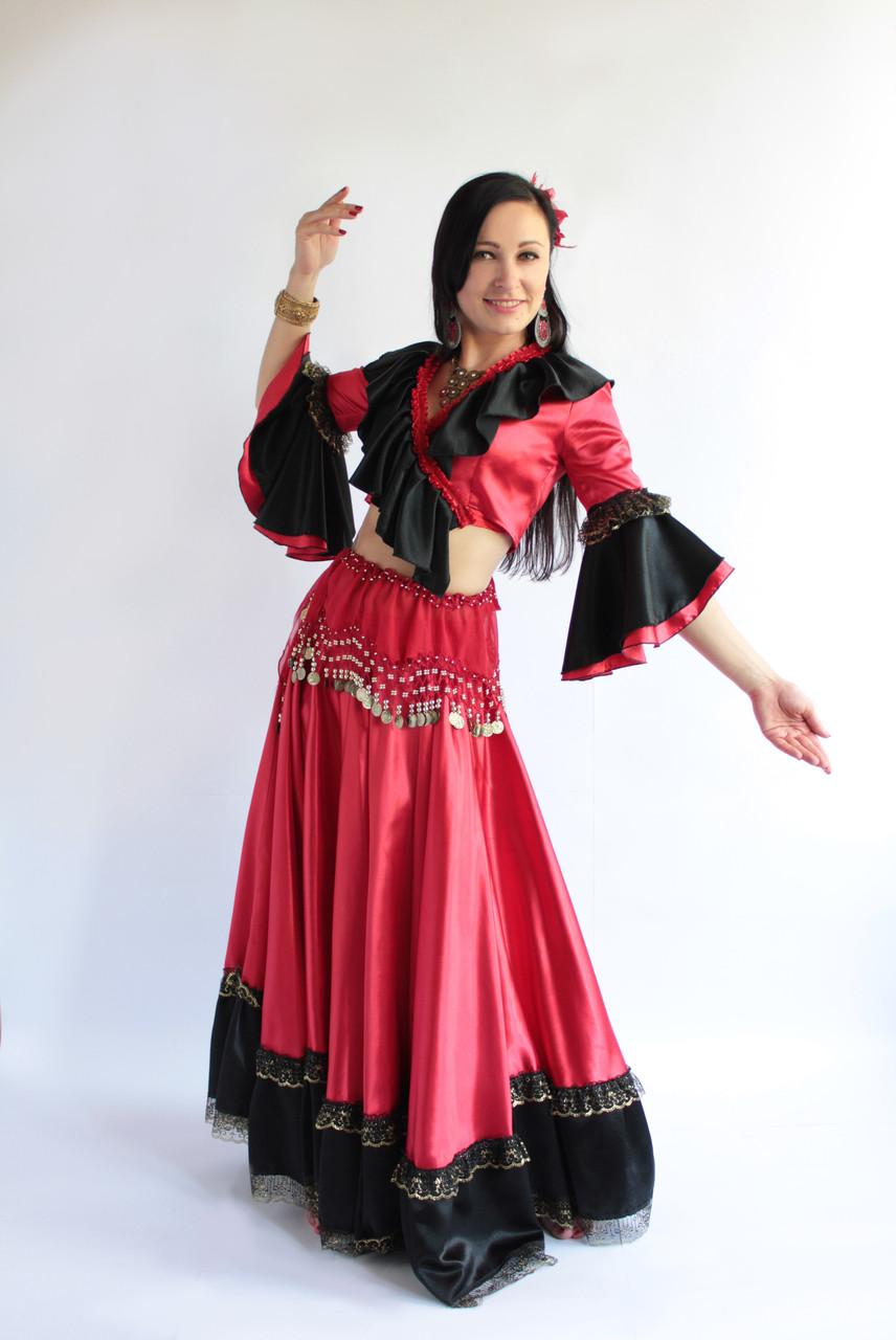 46a8f7d21039 Цыганский женский костюм (цыганка): продажа, цена в Киеве. аренда одежды от  ...