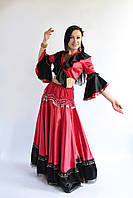 Цыганский женский костюм (цыганка)