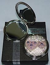 Карманное зеркальце Франция 6960-M63P-2, фото 3