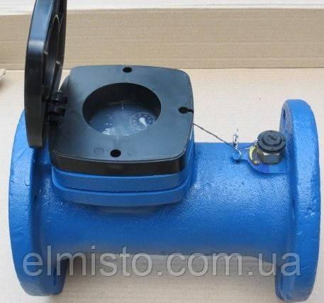 Счетчик холодной воды СТВ-80 DN 80 фланец турбинный промышленный