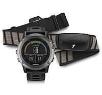 Умные часы Garmin Fenix 3 Gray Performer Bundle
